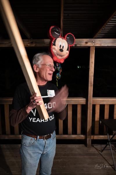 Bill Hartman's 80th