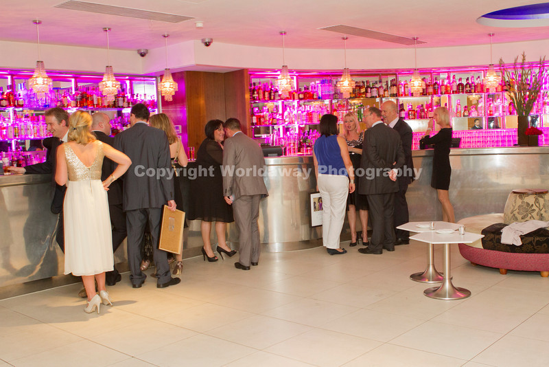 Carrier Preferred Partner Awards & 2013 Season Launch Party,The Roof Gardens, Kensington, 24th October 2012,