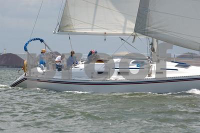 Evening Tide- Bill Betts- Sail #3