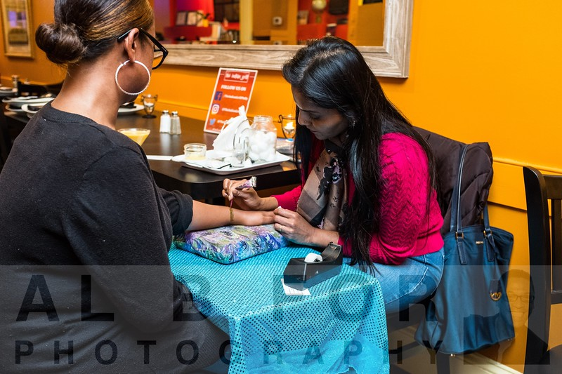 Nov 30, 2018 Media Tasting Night at The Indian Grill!