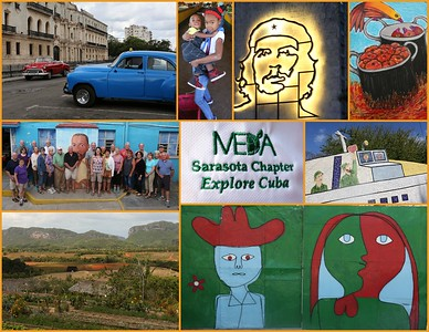 The Arts & Culture in Cuba: MEDA Sarasota 03.18-25,2017
