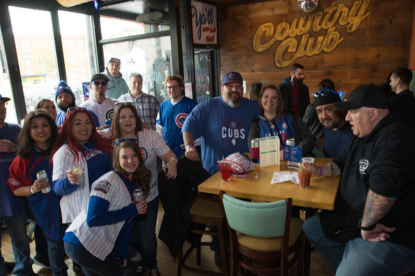 Cubs Party 2019