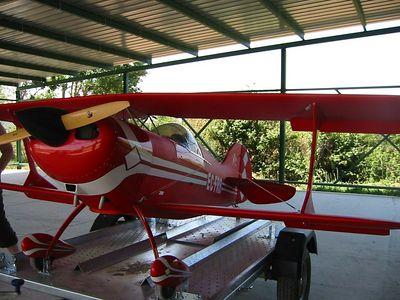 "10º Aniversario del Club Aeronautico ""Vol Rasant"""