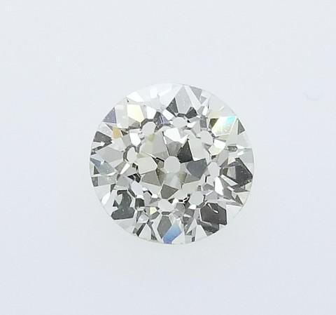 1.15ct Old European Cut Diamond - GIA K, VS1