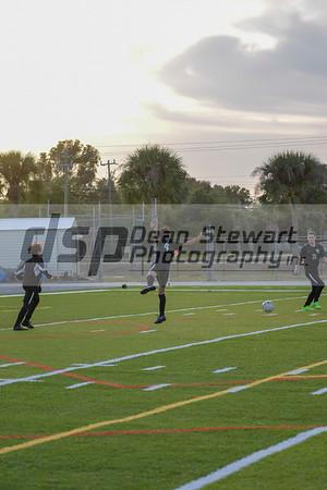 JV B. Soccer 12.13.18