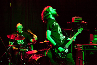 Thulsa Doom Fest II - Her Highness, Gyász, Enter the Void, Grizzly, Karst