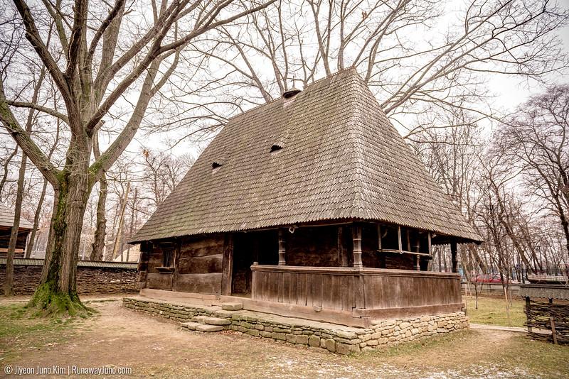 Dimitrie Gusti National Village Museum