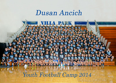 Youth Football Camp 2014
