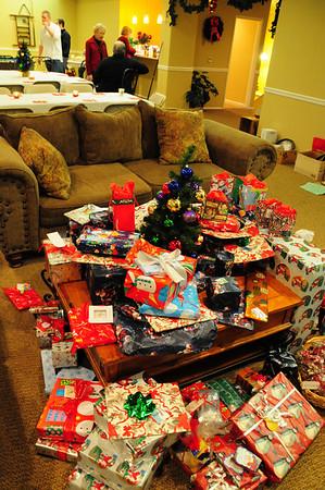 Christmas at David's 2009