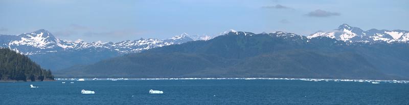 Valdez to Whitier Prince William Sound