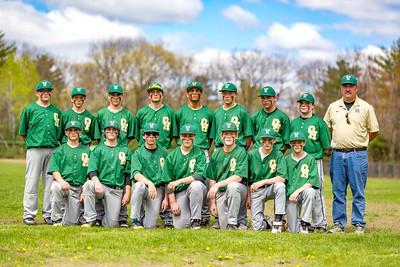 2017-05-12 OHMS 8th Grade Baseball
