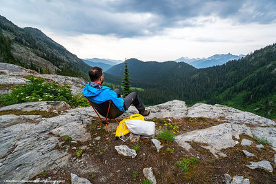 2019 - Stehekin-Rainbow Lake-PCT Backpack