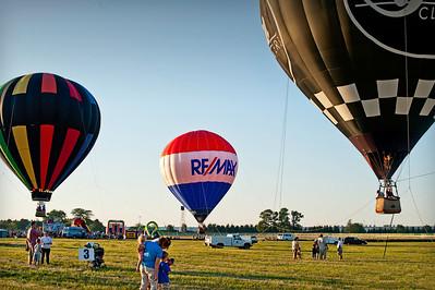 Balloons & Tunes; Grove City 2010