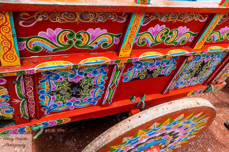 Cart Colors