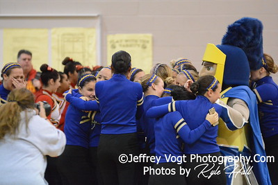 2-14-2015 Gaithersburg HS Varsity Poms at Richard Montgomery HS MCPS Championship, Photos by Jeffrey Vogt Photography with Kyle Hall