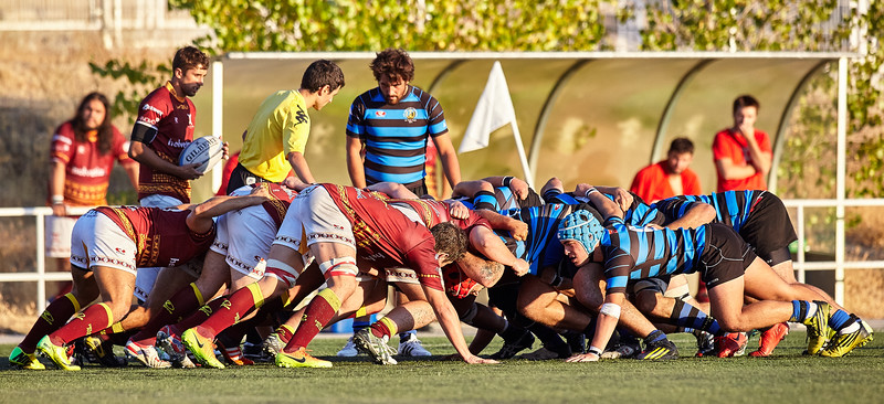 08 Oct 2016 I.Industriales A v Helvetia Rugby