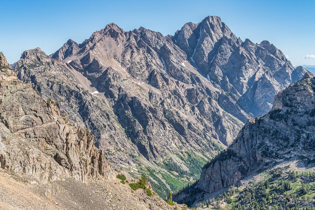 Paintbrush Divide Grand Teton National Park Wyoming