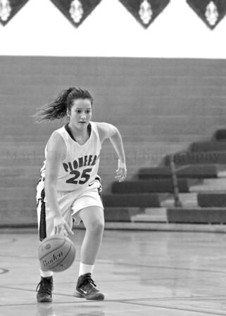 Lampeter-Strasburg Varsity Girl's Basketball v. NL 1.10.14