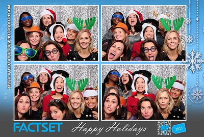 Factset Norwalk's 2015 Holiday Party