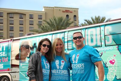 """04-15-13 """"Walk In My Shoes"""" Women's Center of Jacksonville Roundtable by Omar Vega"""