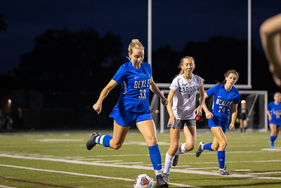 Varsity Girls Soccer vs Buckeye Valley