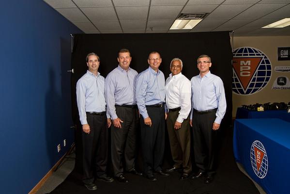 MPC Executive Portraits