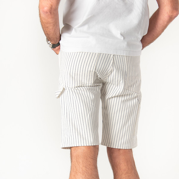Wabash Painter's Shorts in White--4.jpg