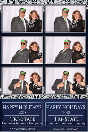 Tri-State Consumer Insurance Agency Holiday Party 2018