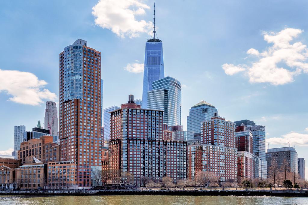 Long Weekend in New York City Lower Manhattan