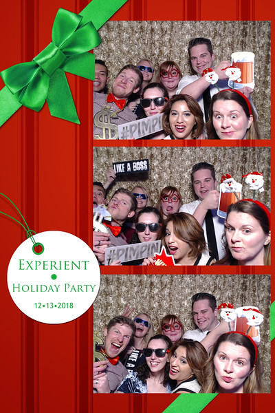 Experient Holiday Party 2018