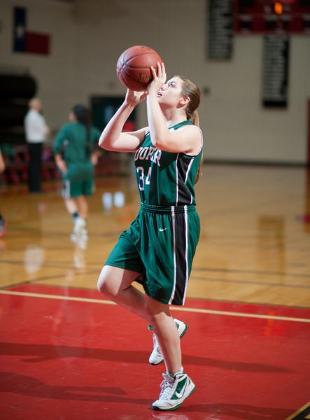 2012-01-31 Basketball Varsity Girls John Cooper @ St. John's