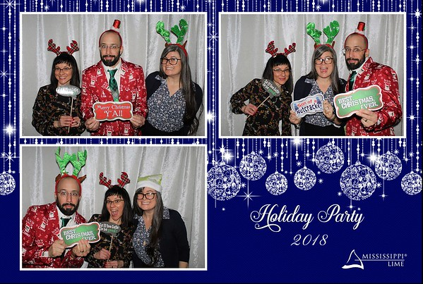 Mississippi Lime Holiday Party
