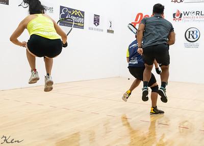 2021-08-12  Mixed Doubles – Pro Sebastian Fernandez / Alexandra Herrera over Mario Mercado / Valeria Centellas