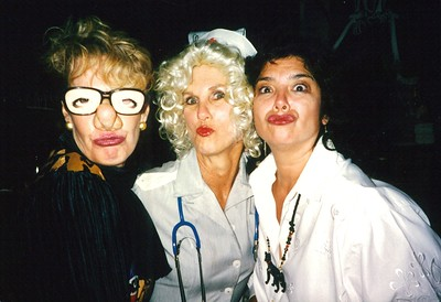 1997 Rocky Horror Halloween Party 10-31-1997