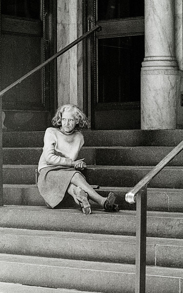 woman on steps e59st.jpg