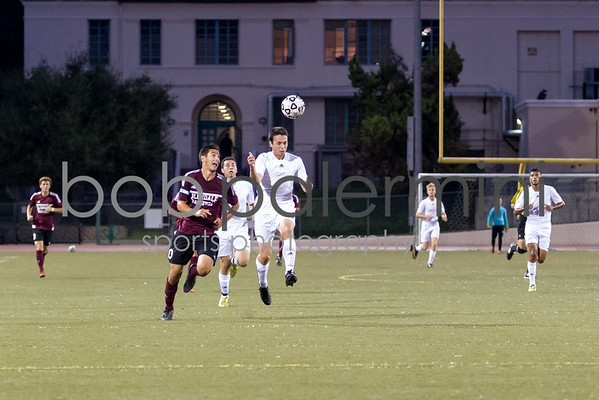 GCC Men's Soccer 9-15-15