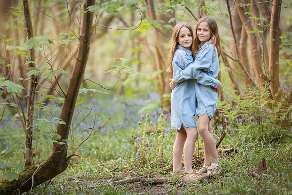 2018 - Family Norwood bluebell shoot 017