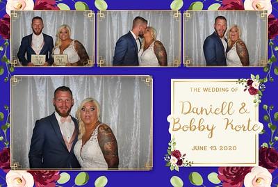 Korte-Vogt Wedding