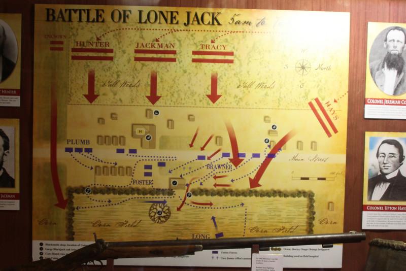 2010 July Lone Jack Battlefield