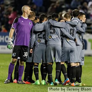 Minnesota United FC vs New York Cosmos 10/18/14