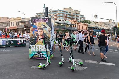 Adelaide Fringe 2019 - BankSA Corner