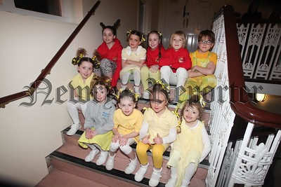 The Whos who took part in Seussical the Musical at Newry city Hall. R1551024