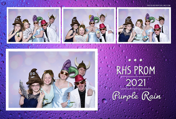 Roundup High Prom