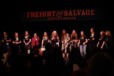 SheSings 2016 Women's A Capella Festival