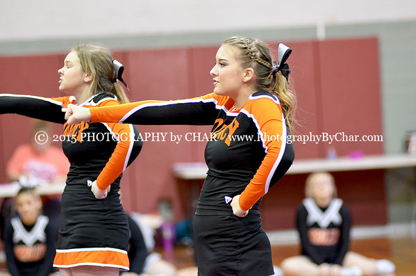 Union City Competitive Cheer Invitational 1-17-2015