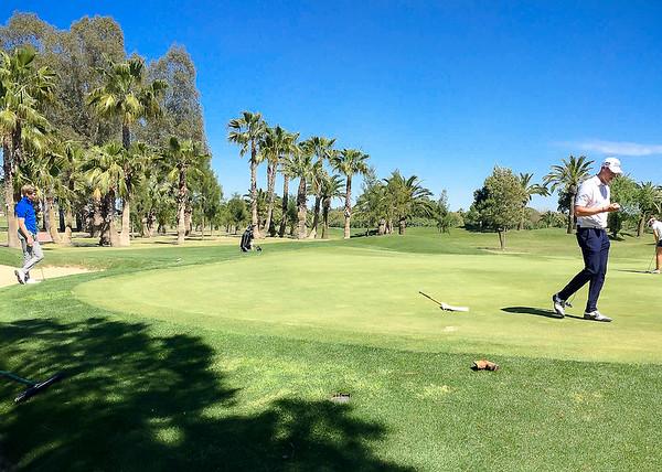 Sevilla golf