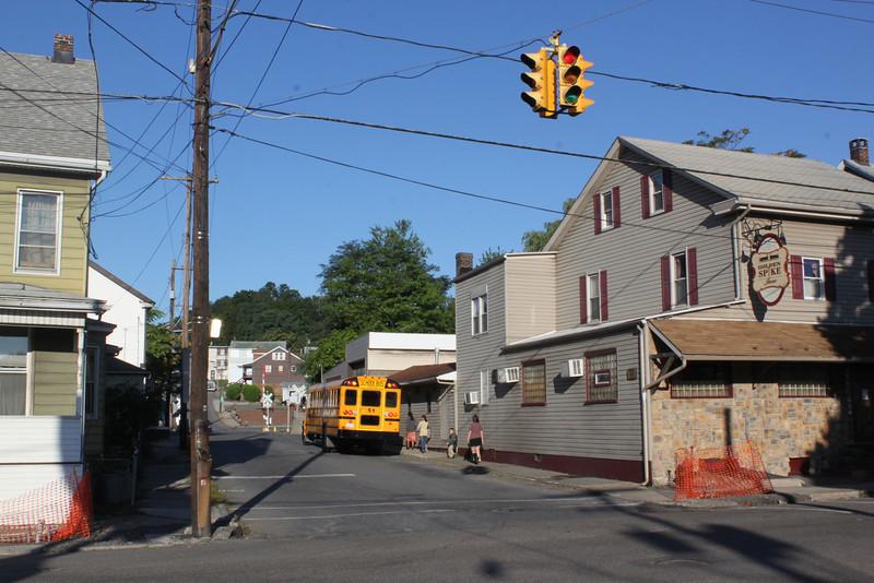 Spruce Street to be Closed, Tamaqua, 8-29-2011 (9).JPG