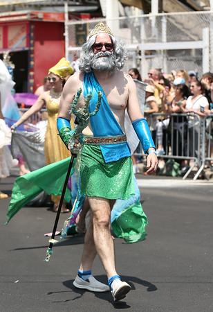 Coney Island Mermaid Parade 2019