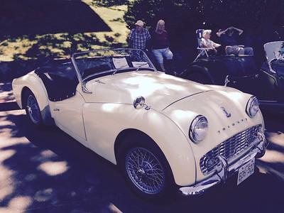 Oak Bay Collector Car Festival - August 2015