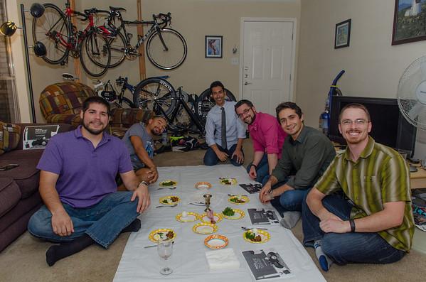 Beinight Pesach Seder 2014